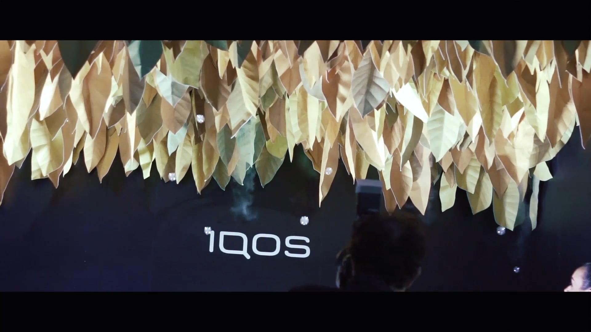 Presentación IQOS3 | Carlos Vazquez | España