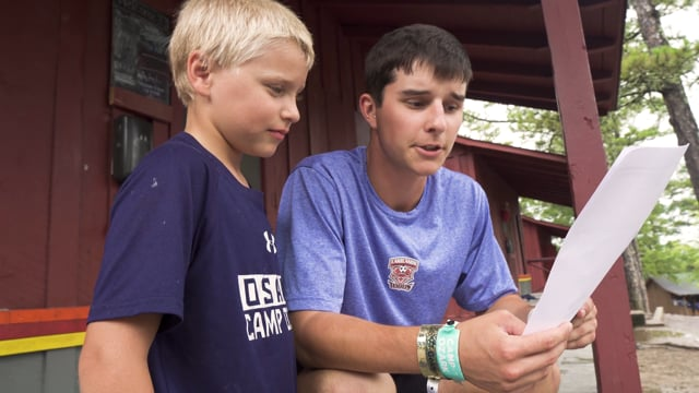 Camp Ozark - Day in the Life of a Counselor 2020