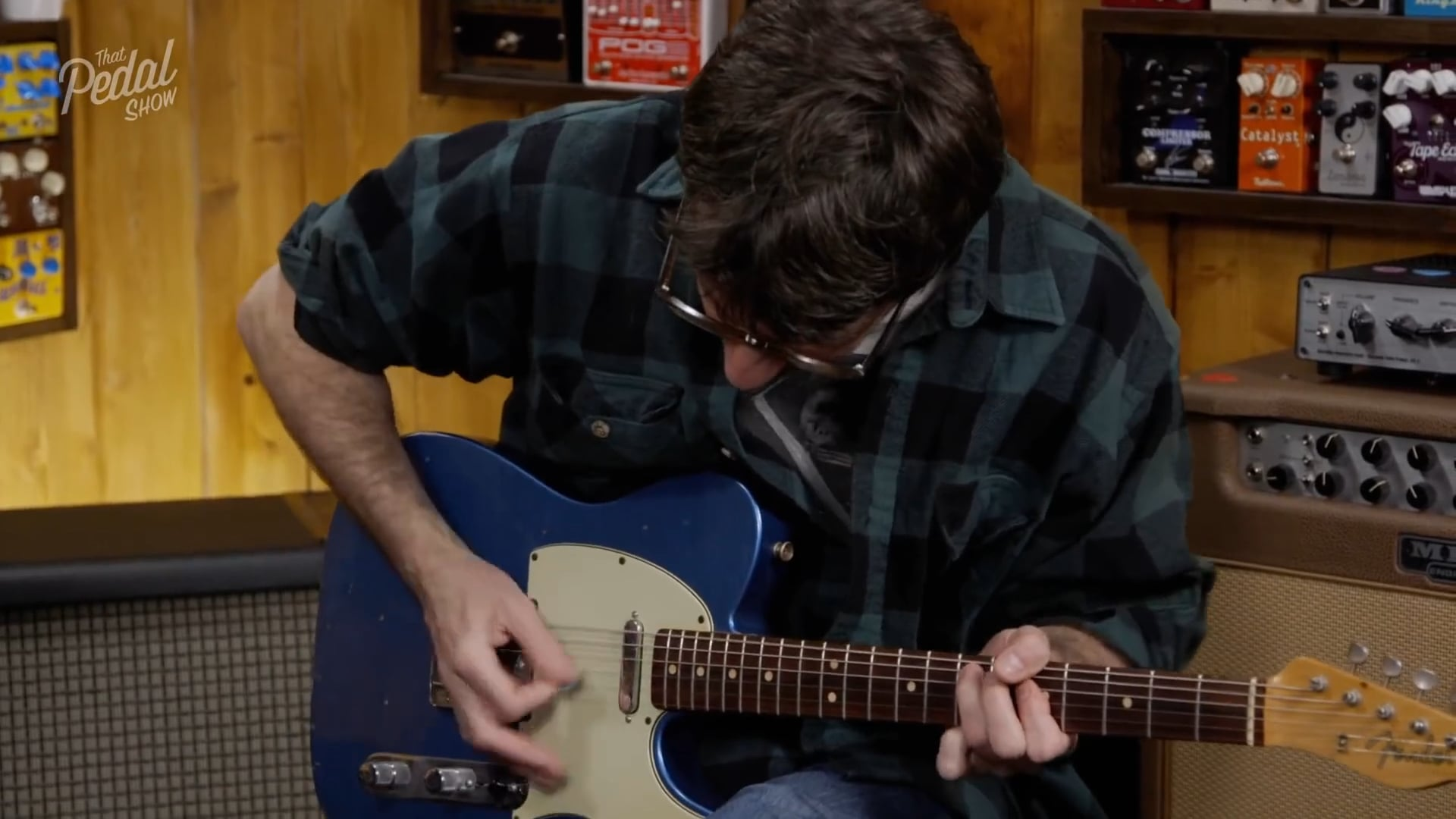That Pedal Show – Graham Coxon On Life, Music, Gear & Inspiration