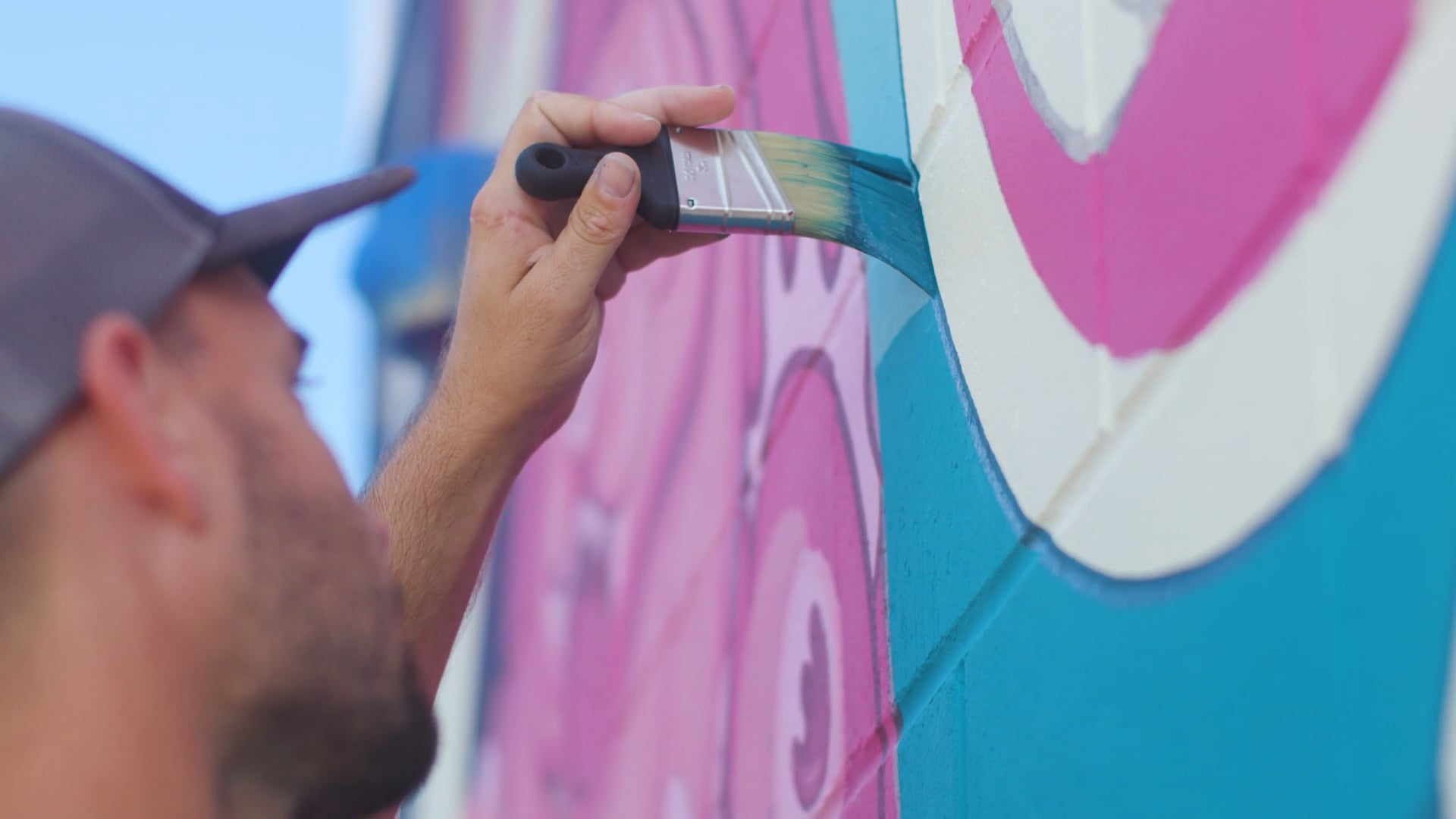 Freight Yard || Wall Saints Project