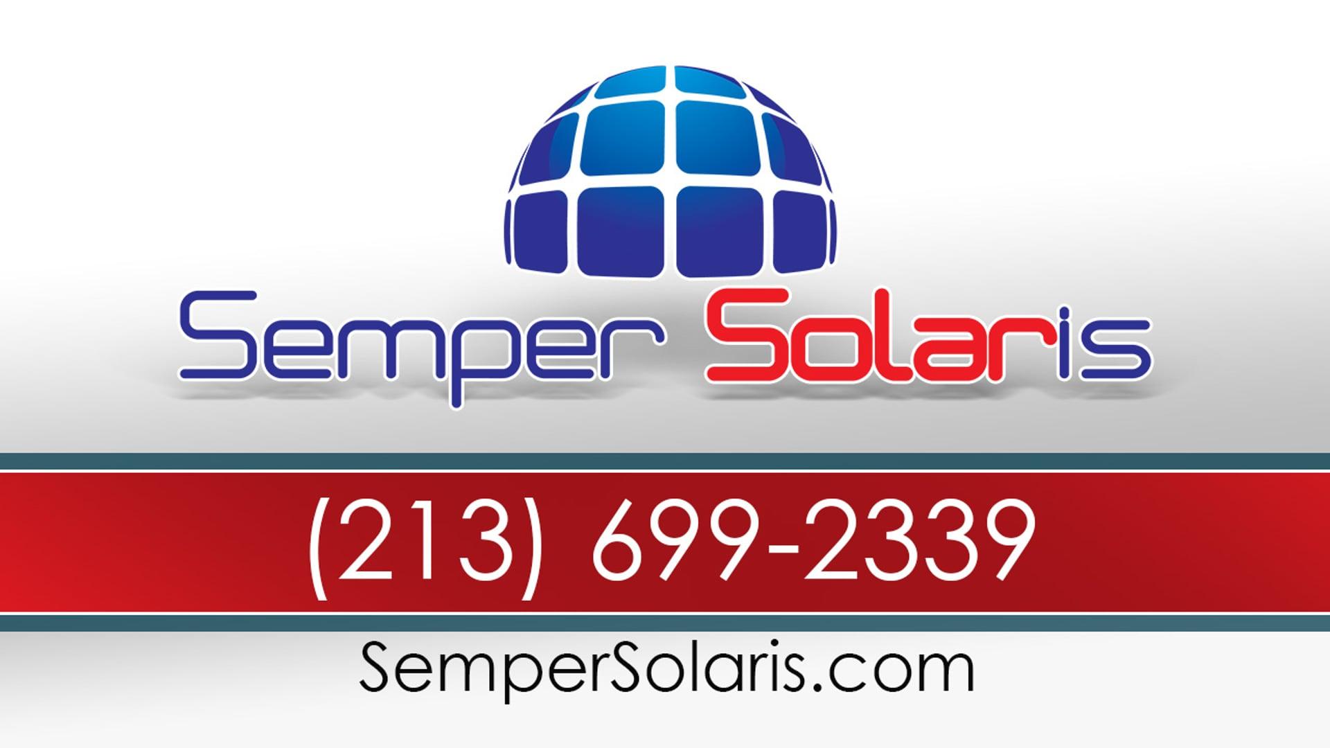 Simi Valley Solar Install Company | Semper Solaris | (213) 699-2339
