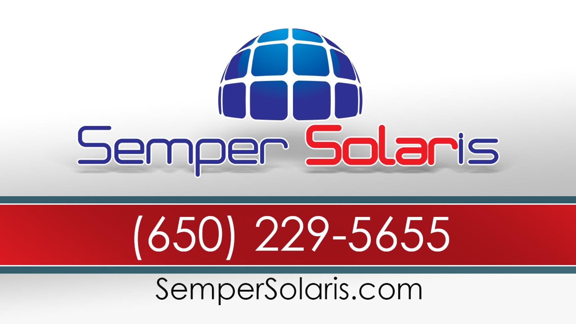 San Francisco Solar Service Provider | Semper Solaris | (650) 229-5655