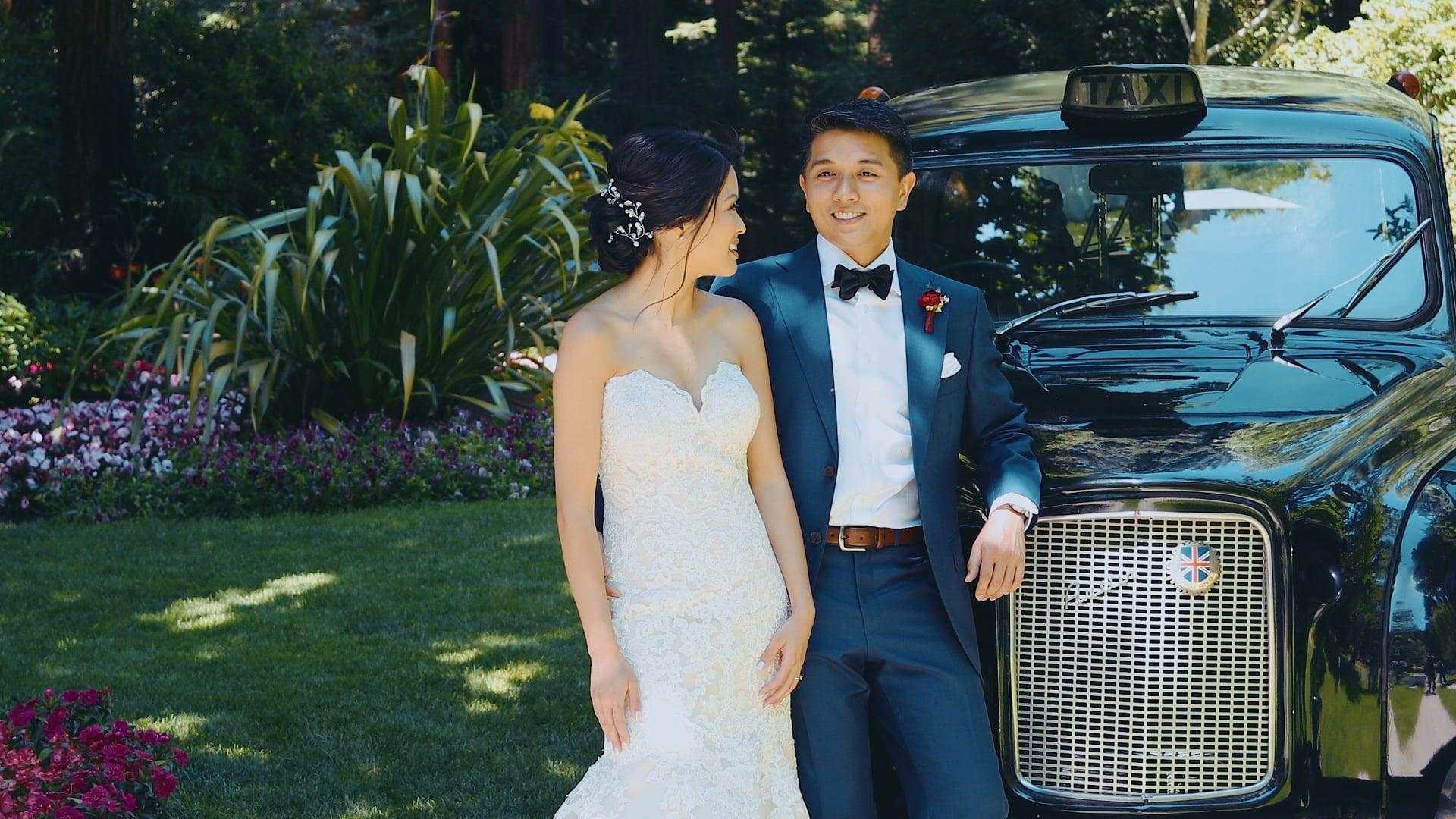 Liane and Vinh