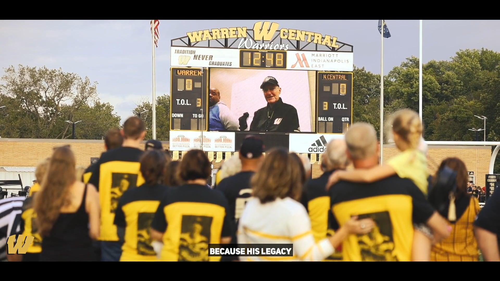"""Coach Larry """"Legend"""" Willen: A Tribute"""