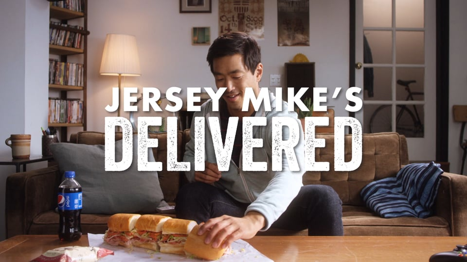 Jersey Mike's & Uber Eats