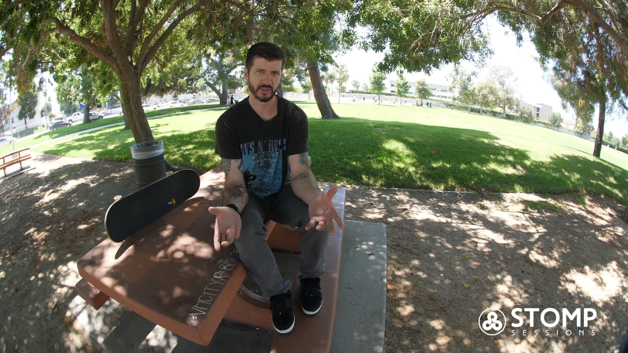 Skatepark Ettiquetee Pro Tutorial Videos