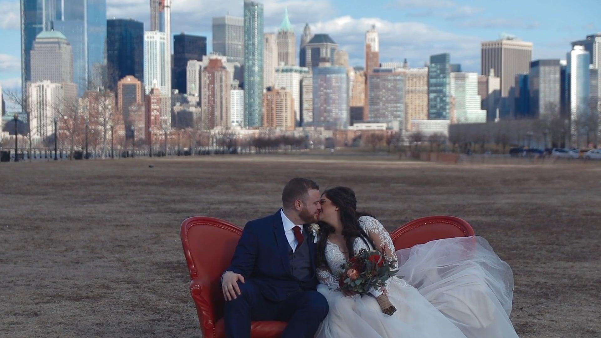 The Liberty House // Nicole + Andrew // 3.16.19 // Wedding Film