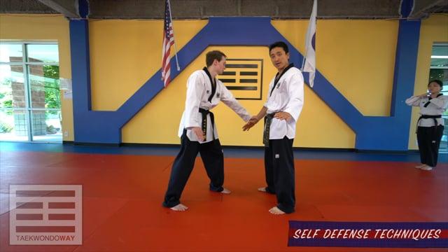 High Blue Belt Self Defense
