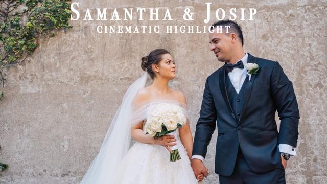 Samantha & Josip Test