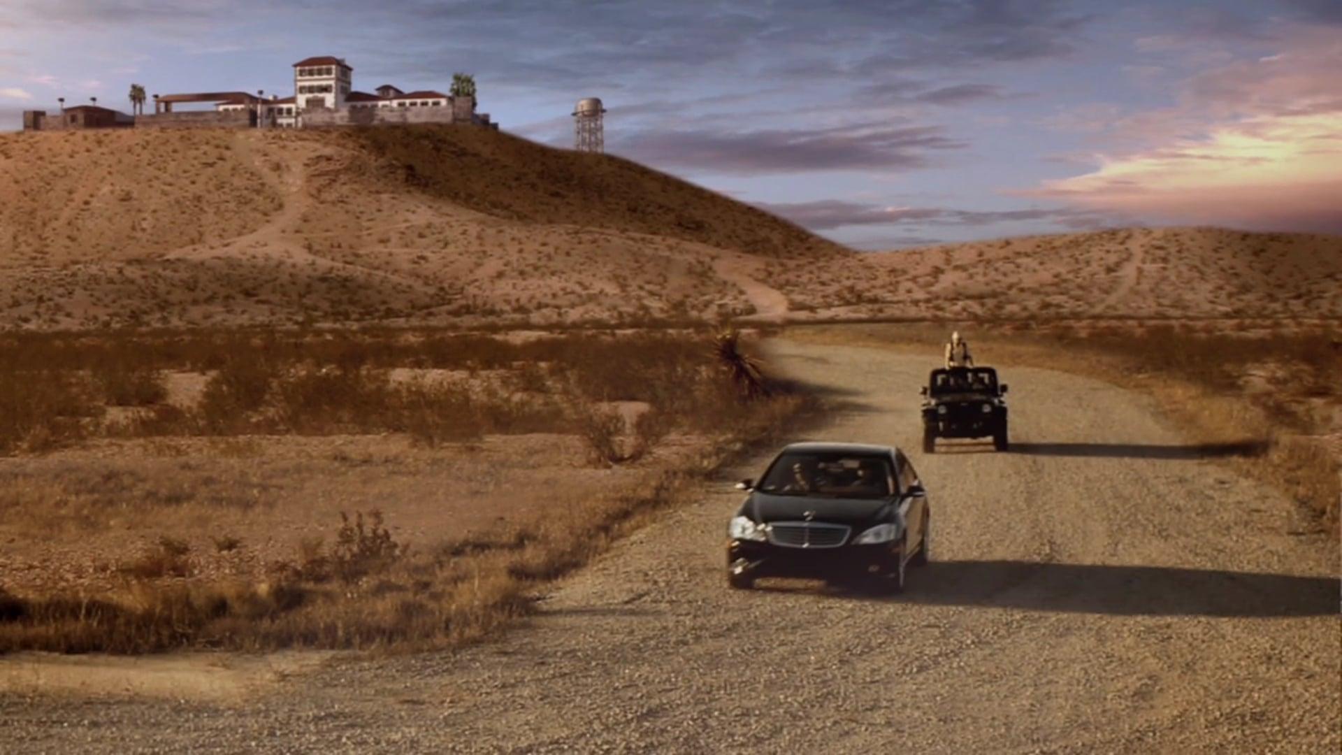 Border Town-Feature film trailer