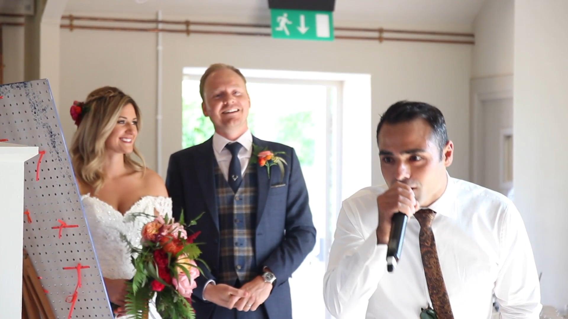 The Littler Mitchell Wedding Highlights