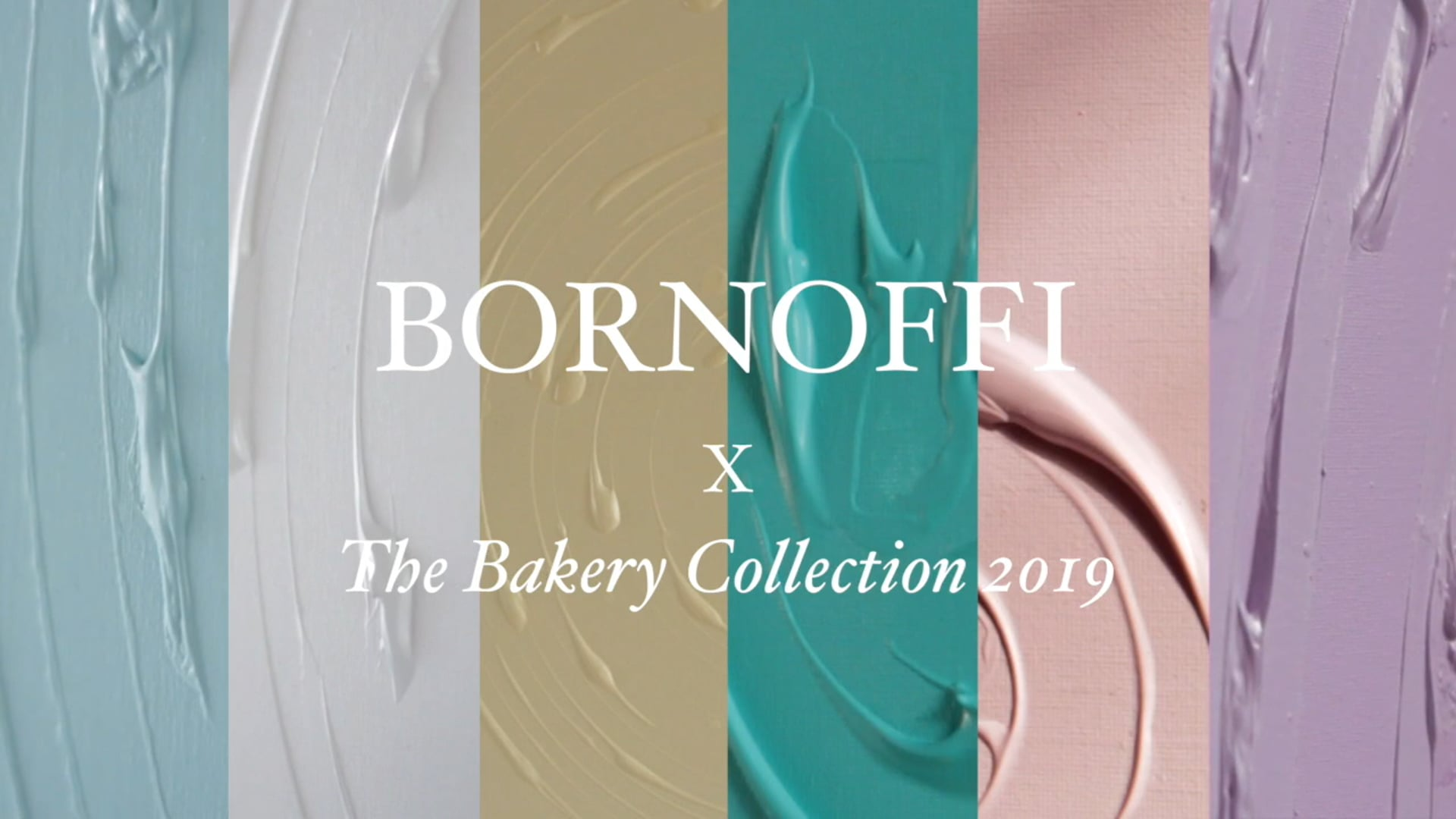 THE BAKERY COLLECTION 2019