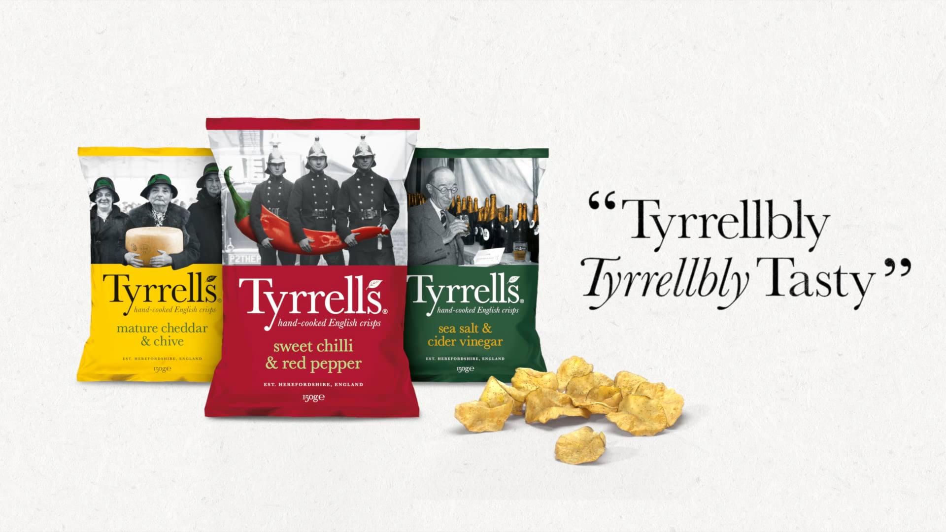 TYRRELLS 30 FINAL