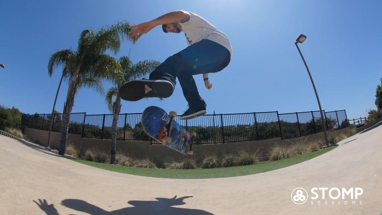 Frontside 180 Kickflip Pro Tutorial Videos