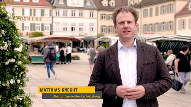 Videobotschaft von Oberbürgermeister Dr. Matthias Knecht