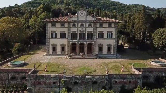 Majestic neo-classical villa