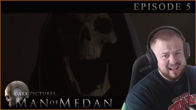 Something VERY WEIRD Is Happening! | Man of Medan EP.5