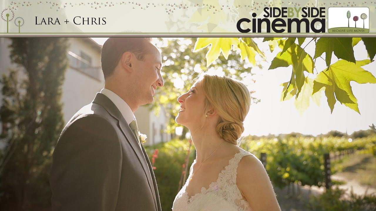 Lara + Chris - Ponte Winery Wedding