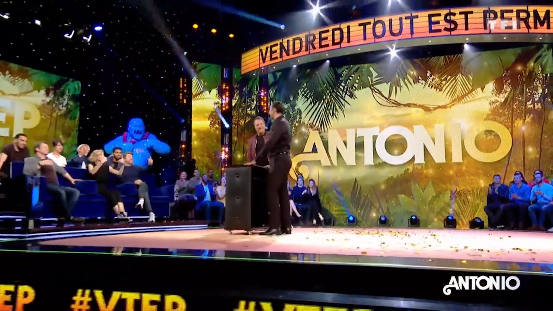 20190914 VTEP jungle Antonio
