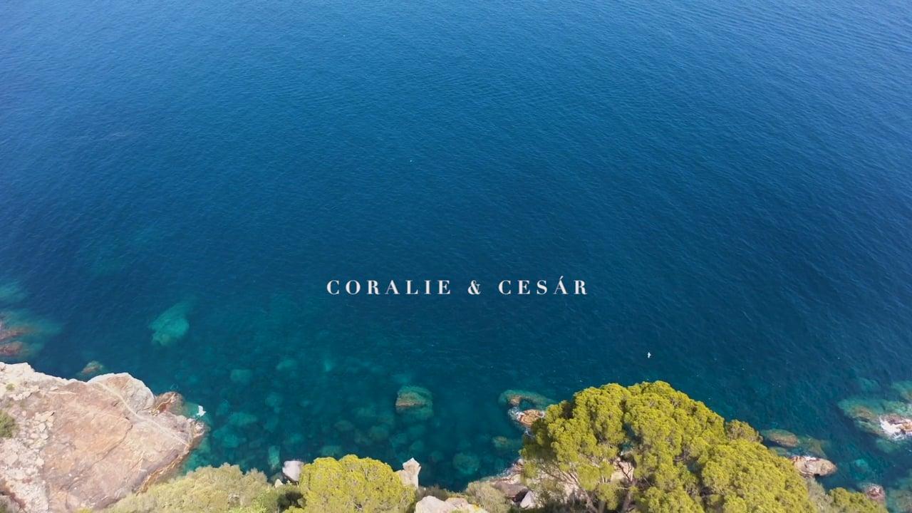 CORALIE & CESÁR