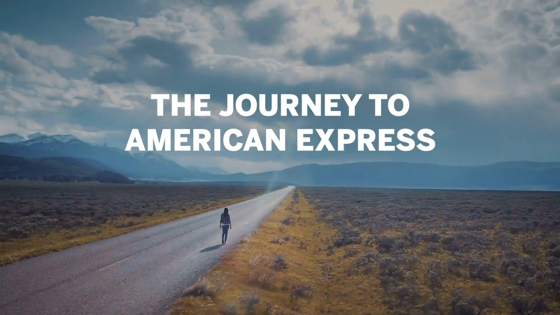 AMEX Journey