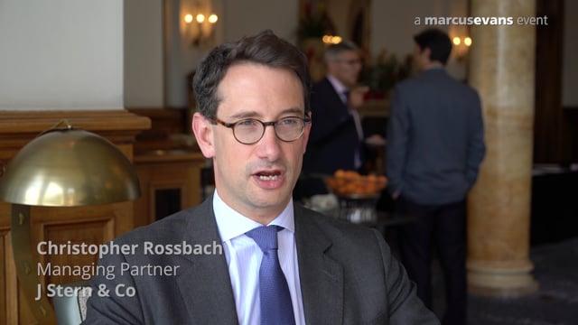 Elite Summit June 2019 - Interview: Christopher Rossbach, J Stern & Co