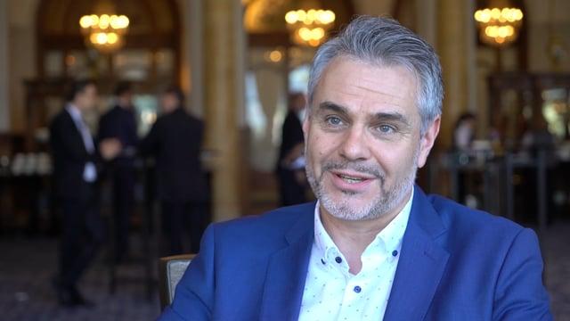Elite Summit June 2019 - Interview: Erich Engler, Erich Engler