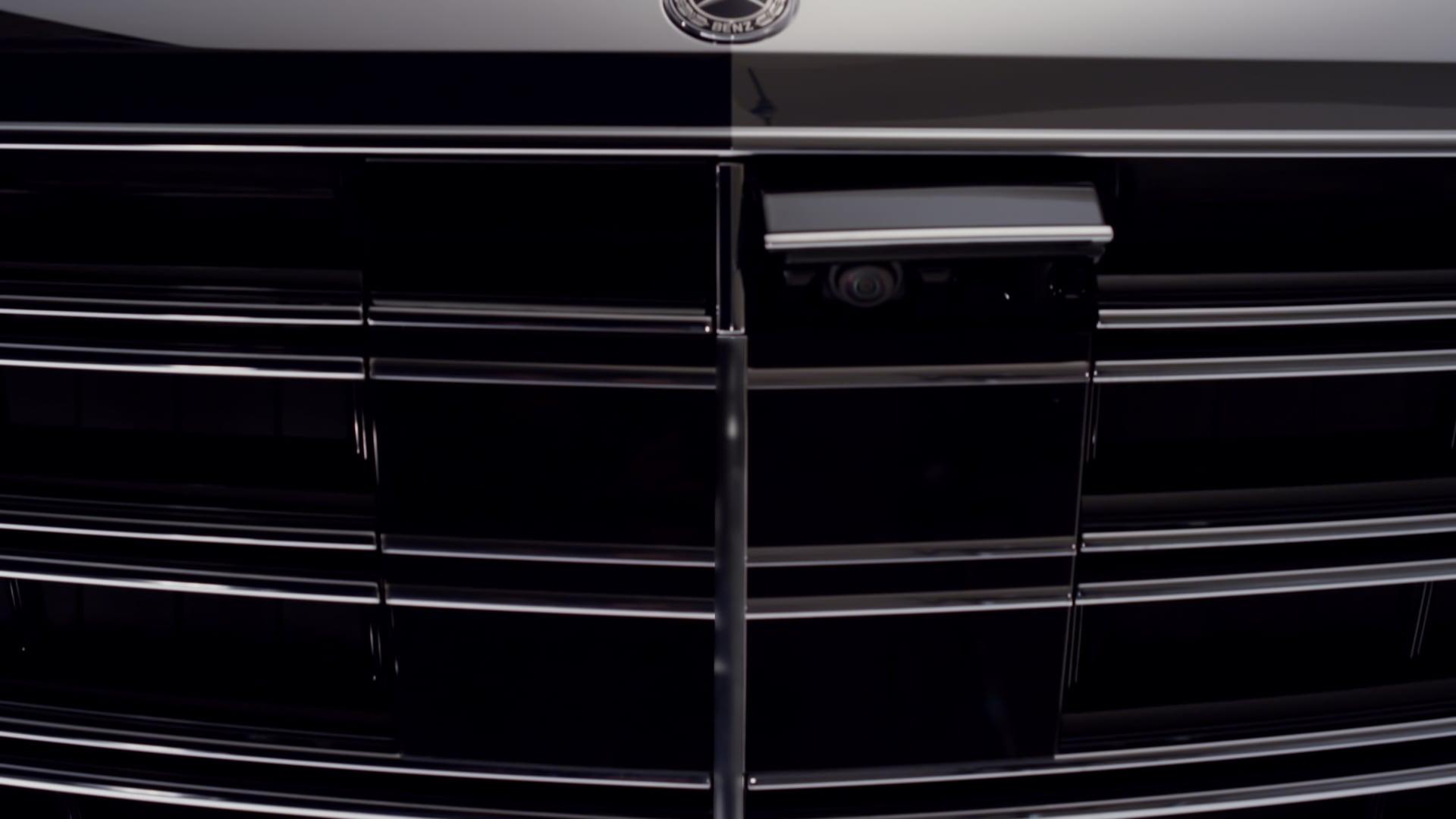 Mercedes - S500L