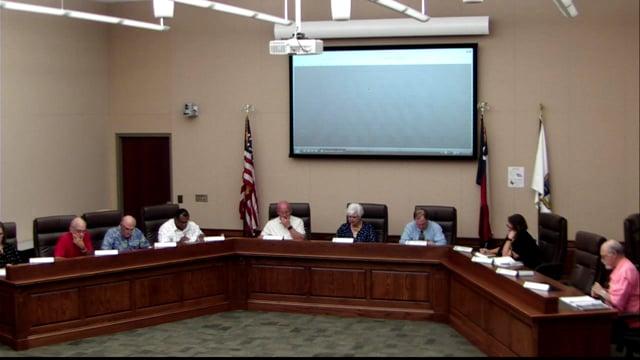 9-16-19 Council Meeting