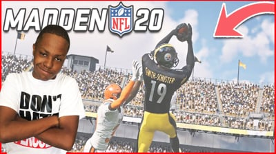 Lots Of Madden, Grinding Games Against The Ninjas! - Stream Replay