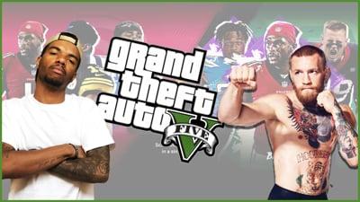 Madden 20 SuperstarKO Mode + UFC 3 + GTA 5 Star Challenge! - Stream Replay