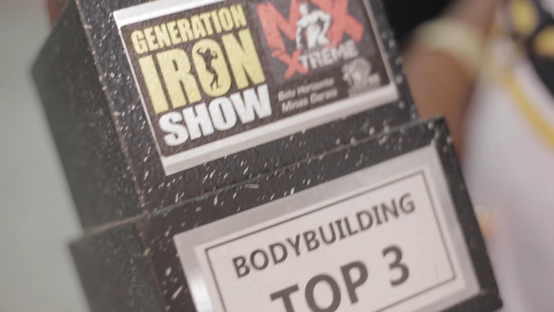 Generation Iron Show | 2019 - Academia Body Energy