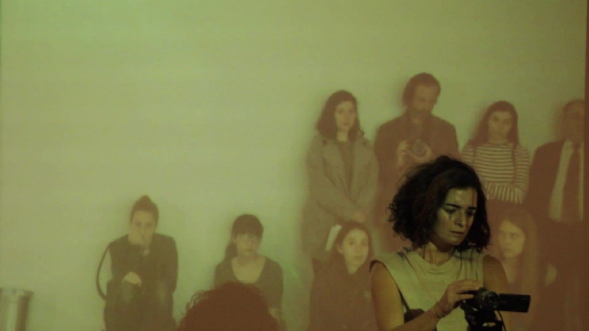 Performance at Benaki Museum. Winter 2016.