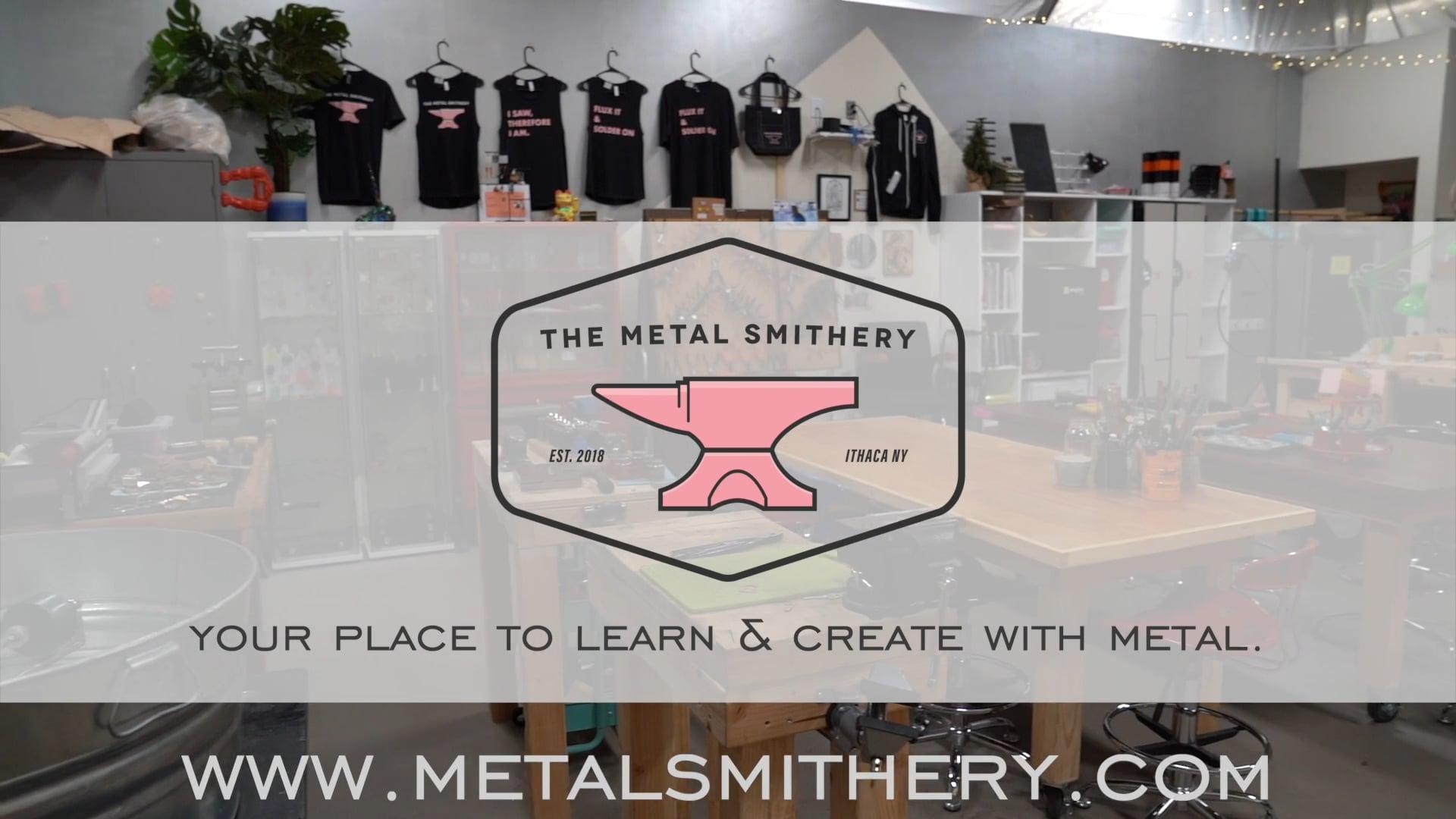 Metal Smithery Promo