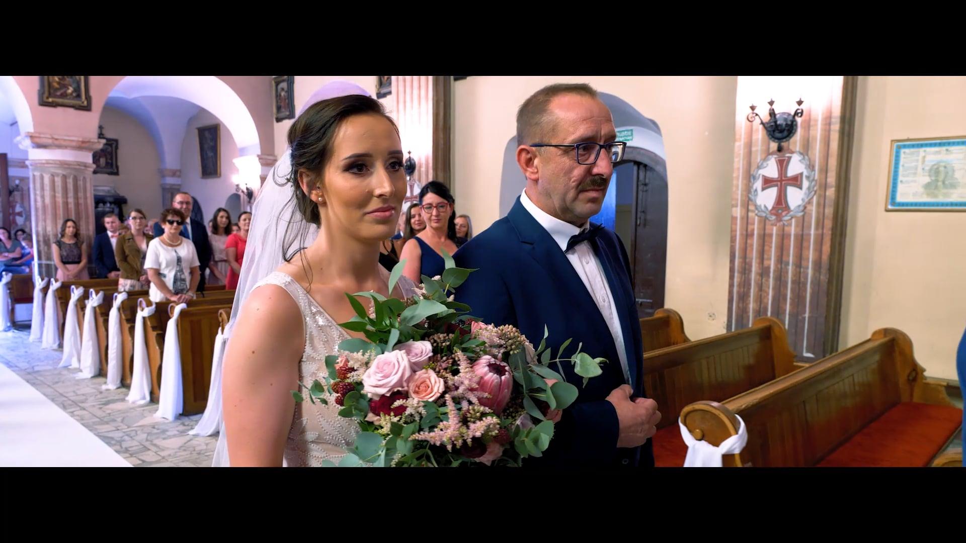 Ślub Katarzyny i Andrzeja - 17.08.2019