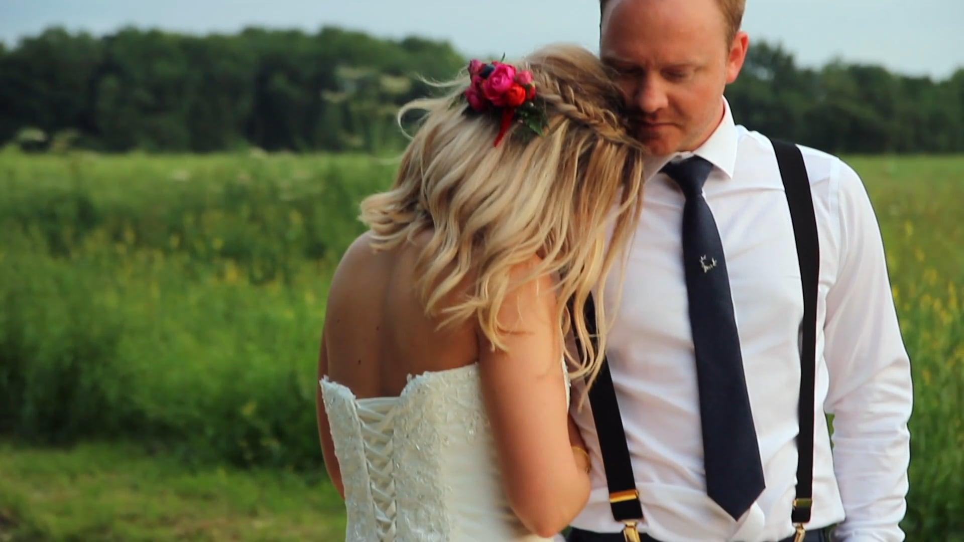 Becky & Jason's Wedding Preview