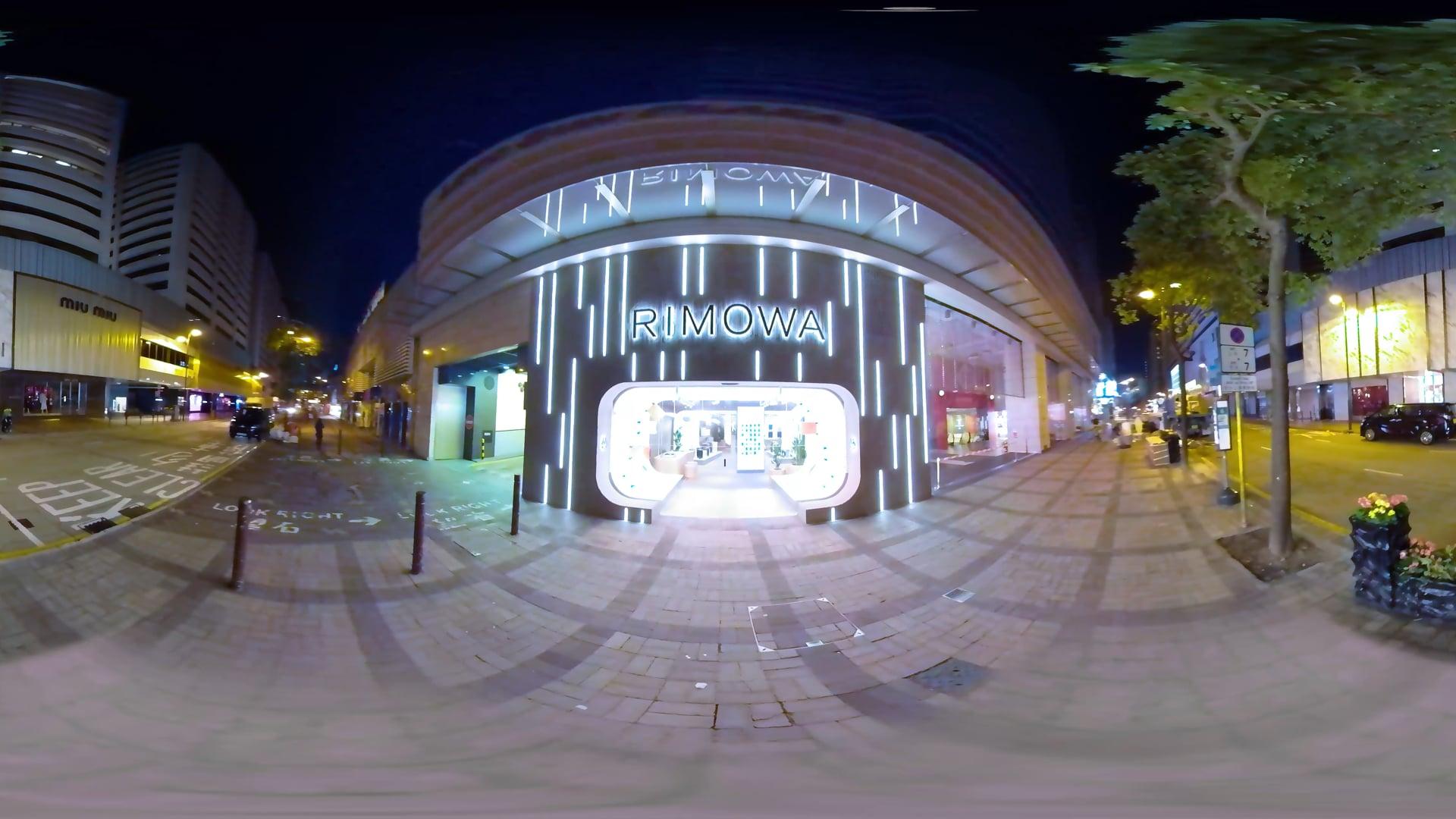 RIMOWA Interior Design 360 VR Degree Video