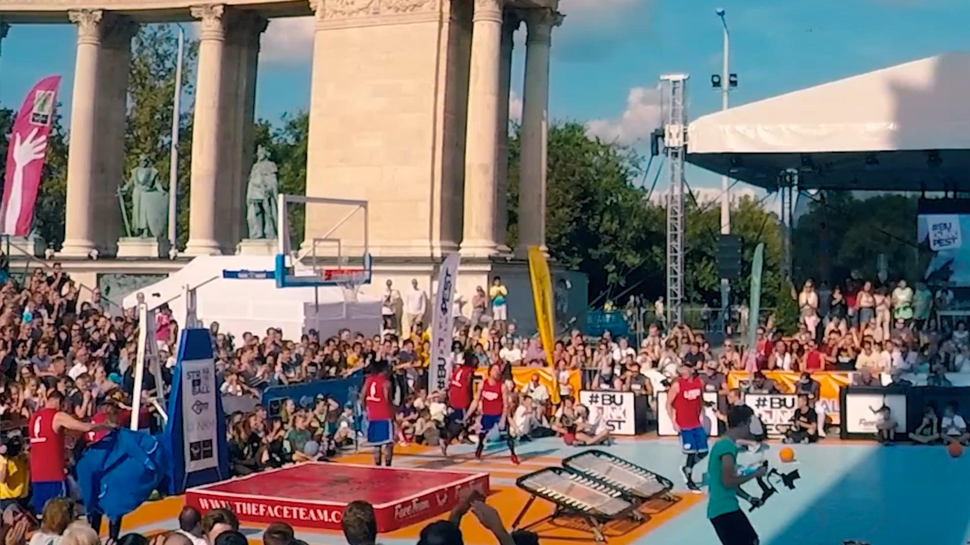 World Champions Acrobatic Basketball