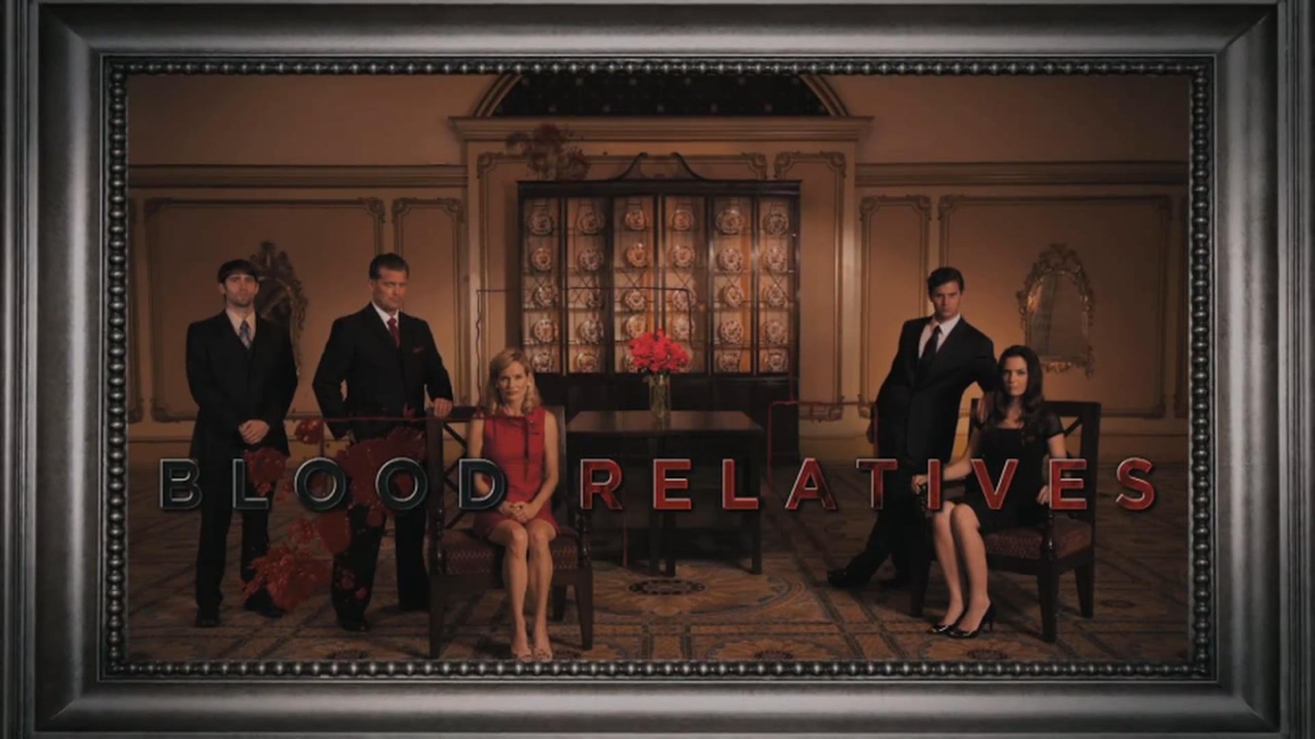 Scenes from Blood Relatives Season 5 Episode 8