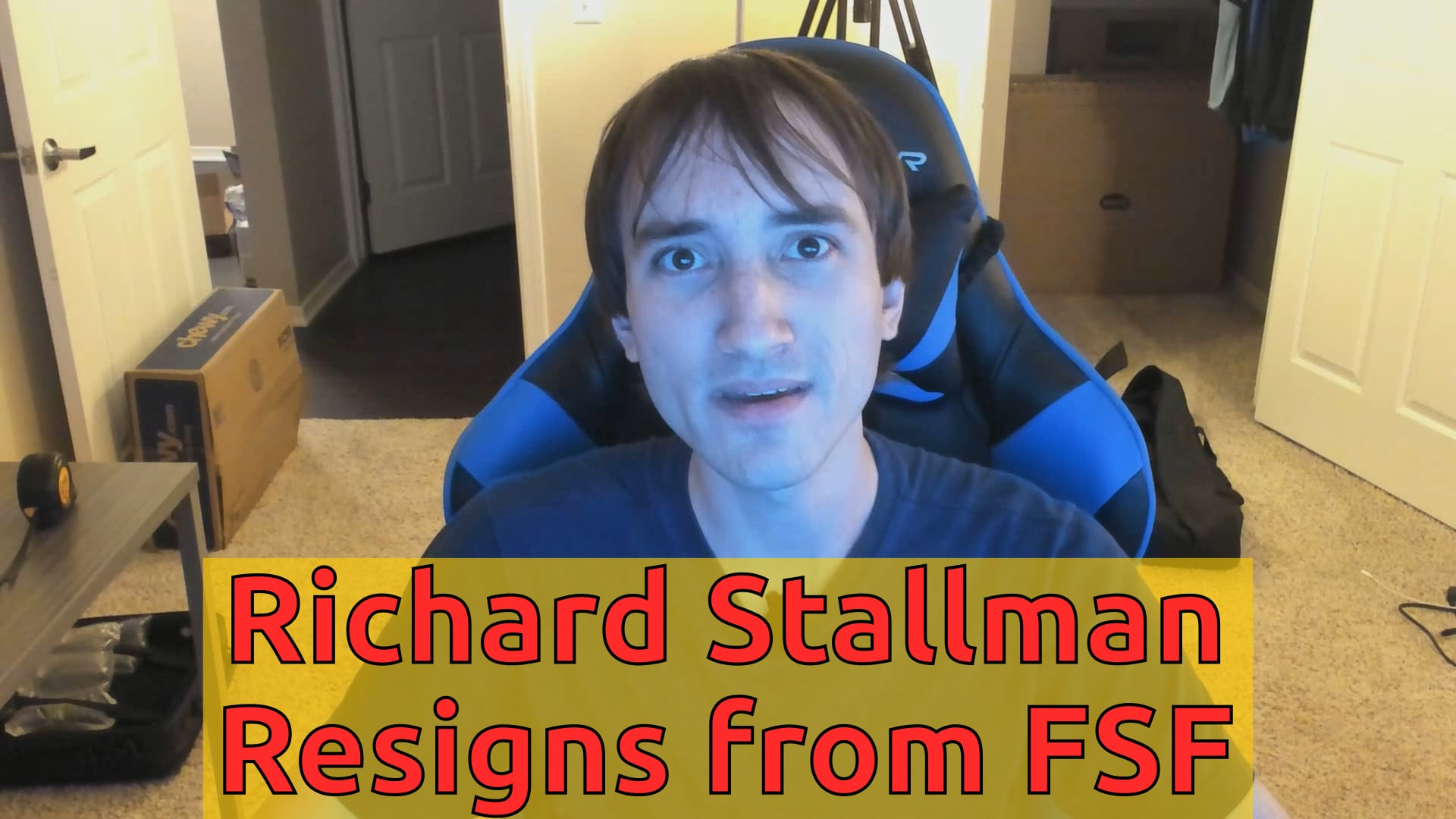 """My Thoughts on the Richard Stallman """"Scandal"""""""