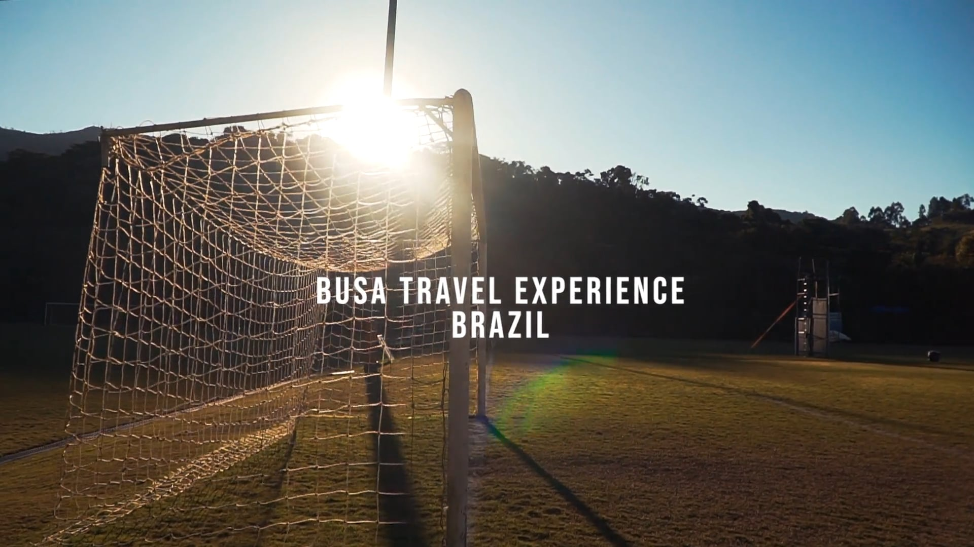 BUSA TRAVEL EXPERIENCE
