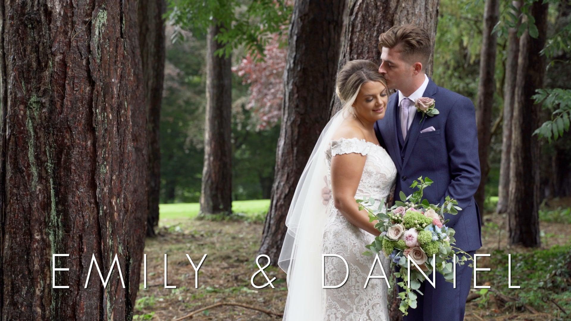 Emily & Daniel's Wedding Film | Abbey House - Barrow-in-Furness
