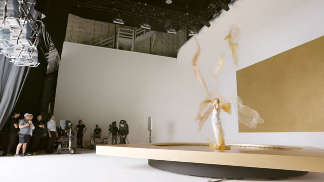 Chanel // Margot Robbie // Behind The Scenes of Gabrielle Chanel Essence with