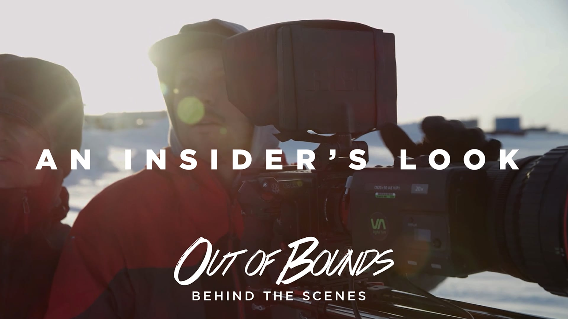 An insider's look behind the scenes of Out of Bounds