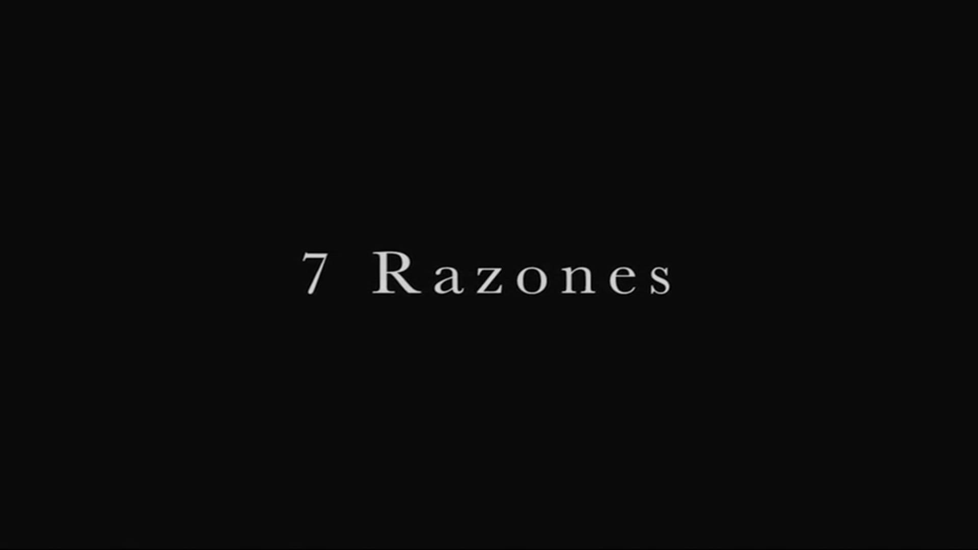7 Razones LONG 2
