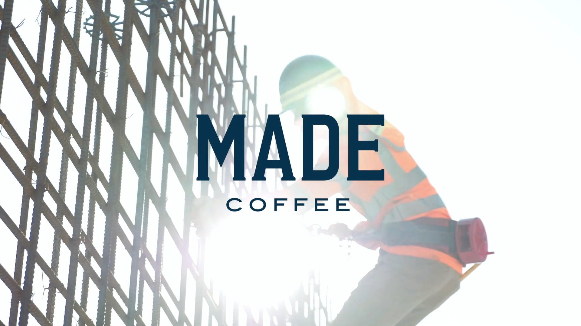 MADE Coffee: Self Made
