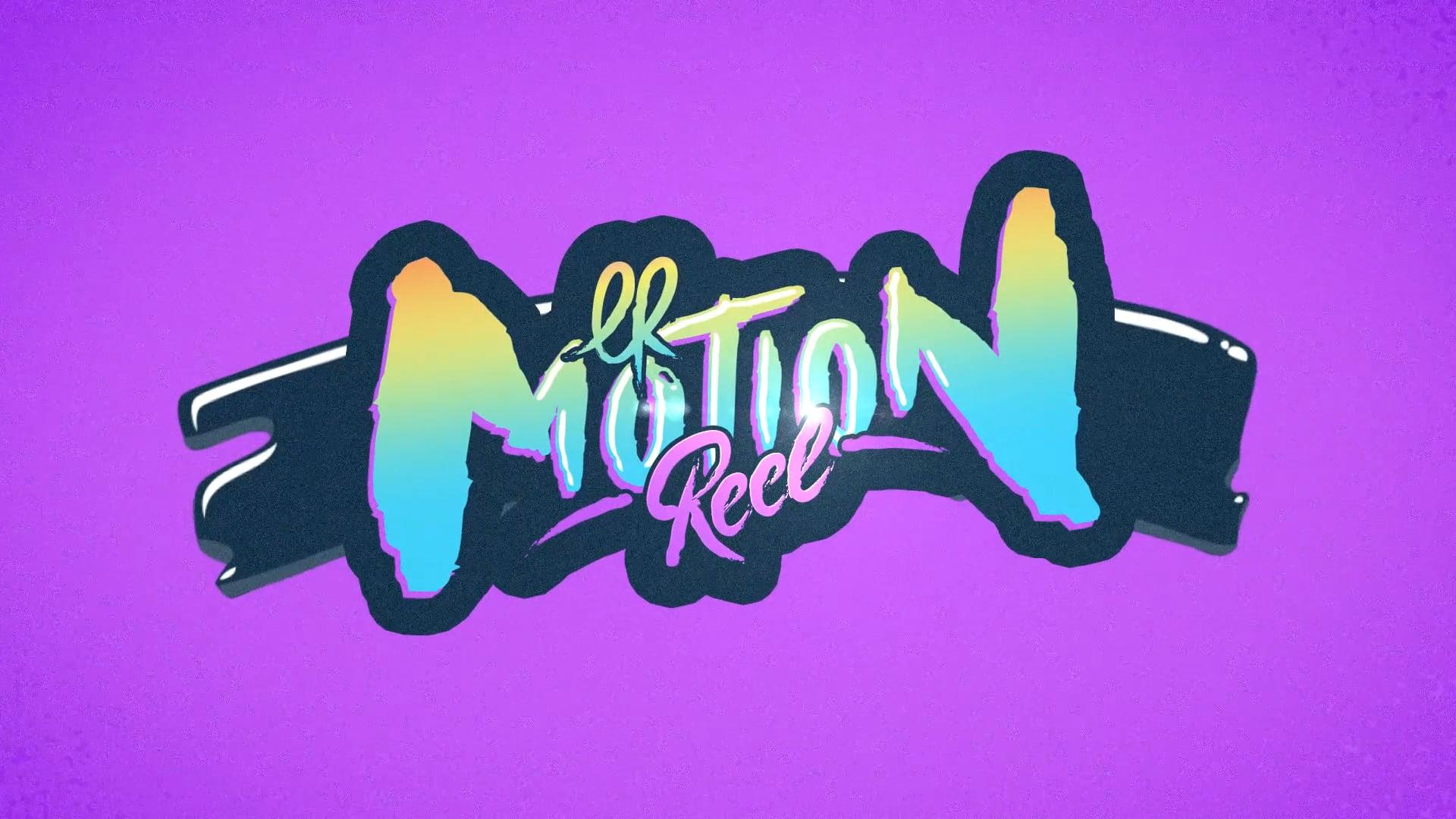 Leon Rammert Motion Design Reel