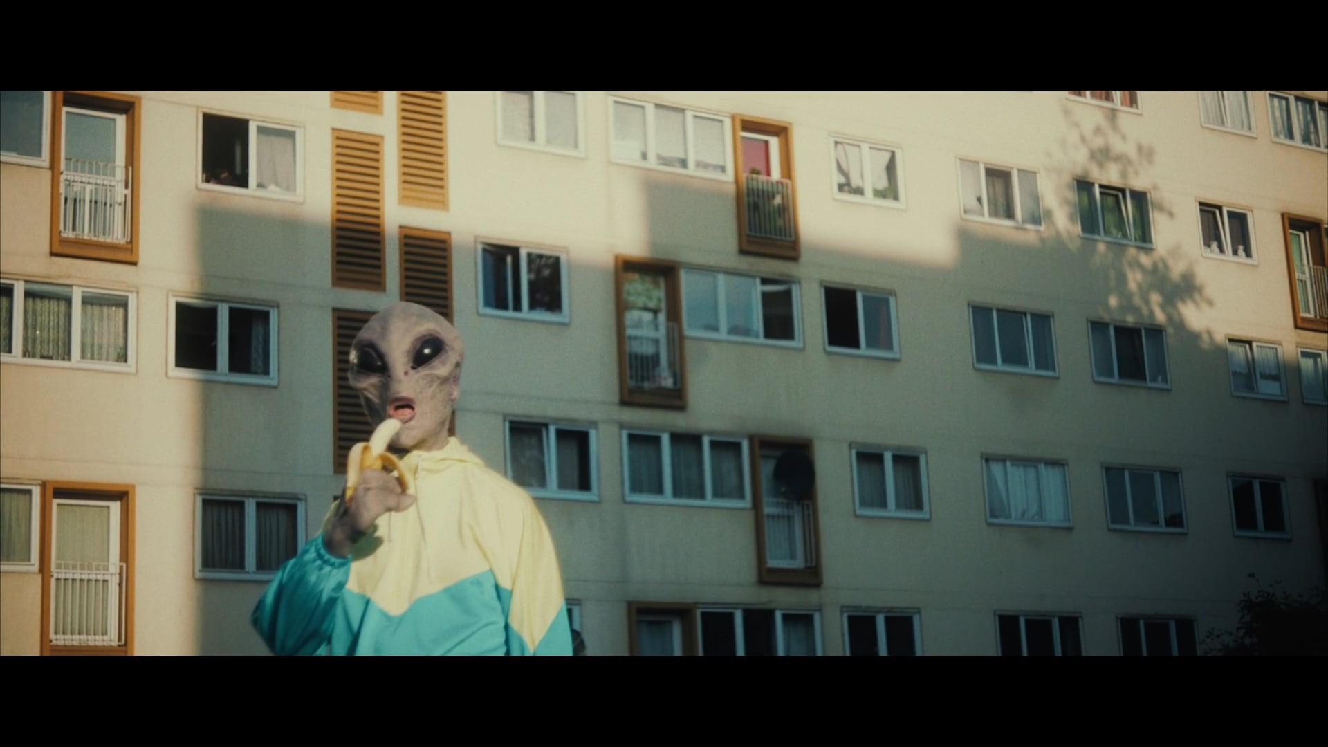 Shopping Gent Zuid - Alien