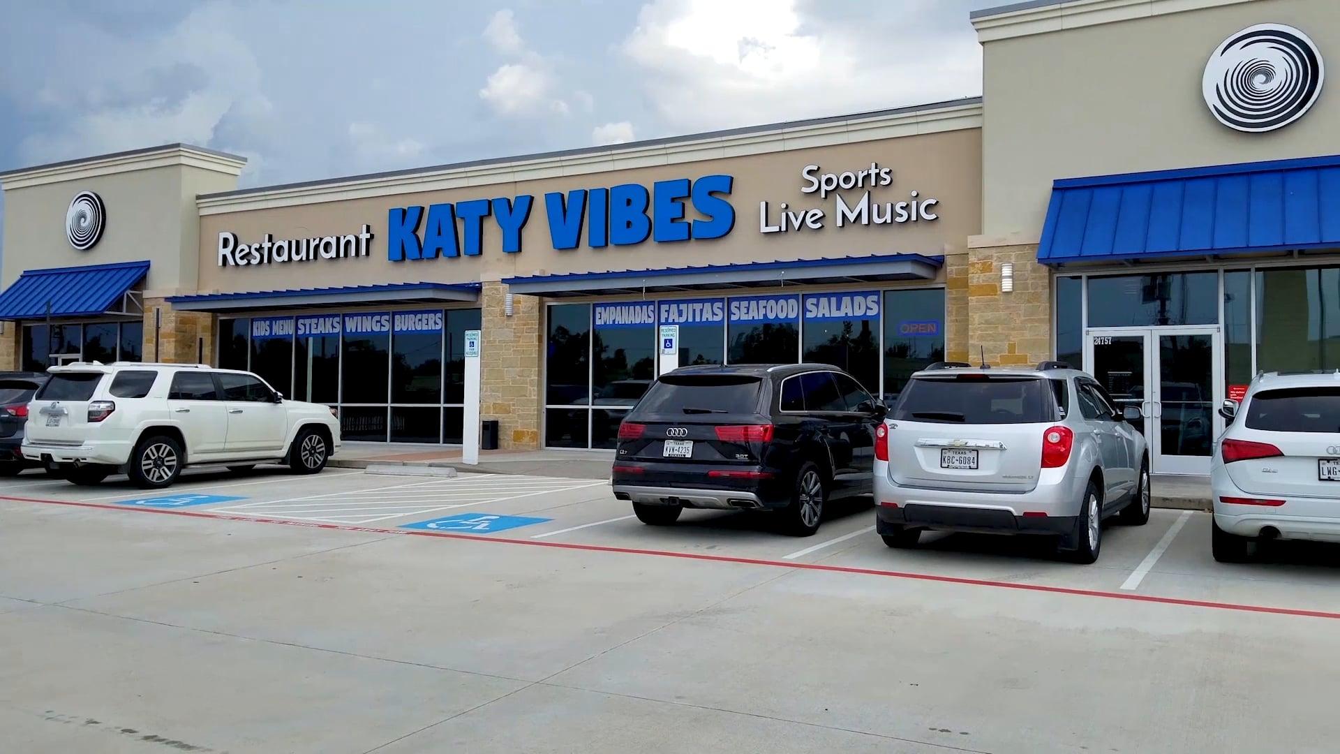 Katy Vibes Restaurant 15 Digital Happy Hour Commercial Spot