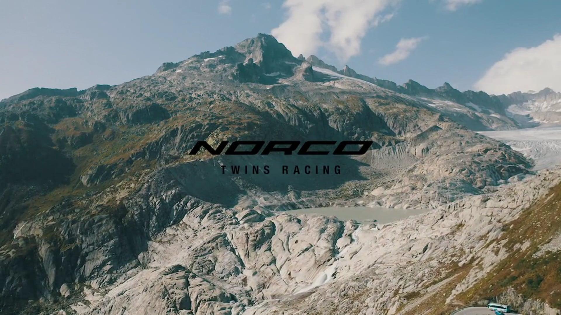 EWS Zermatt- Gehrig Twins finally racing on home soil